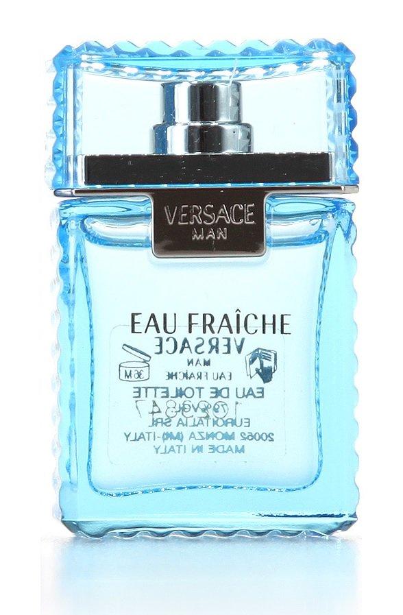 Tualetinis vanduo Versace Man Eau Fraiche EDT vyrams 5 ml