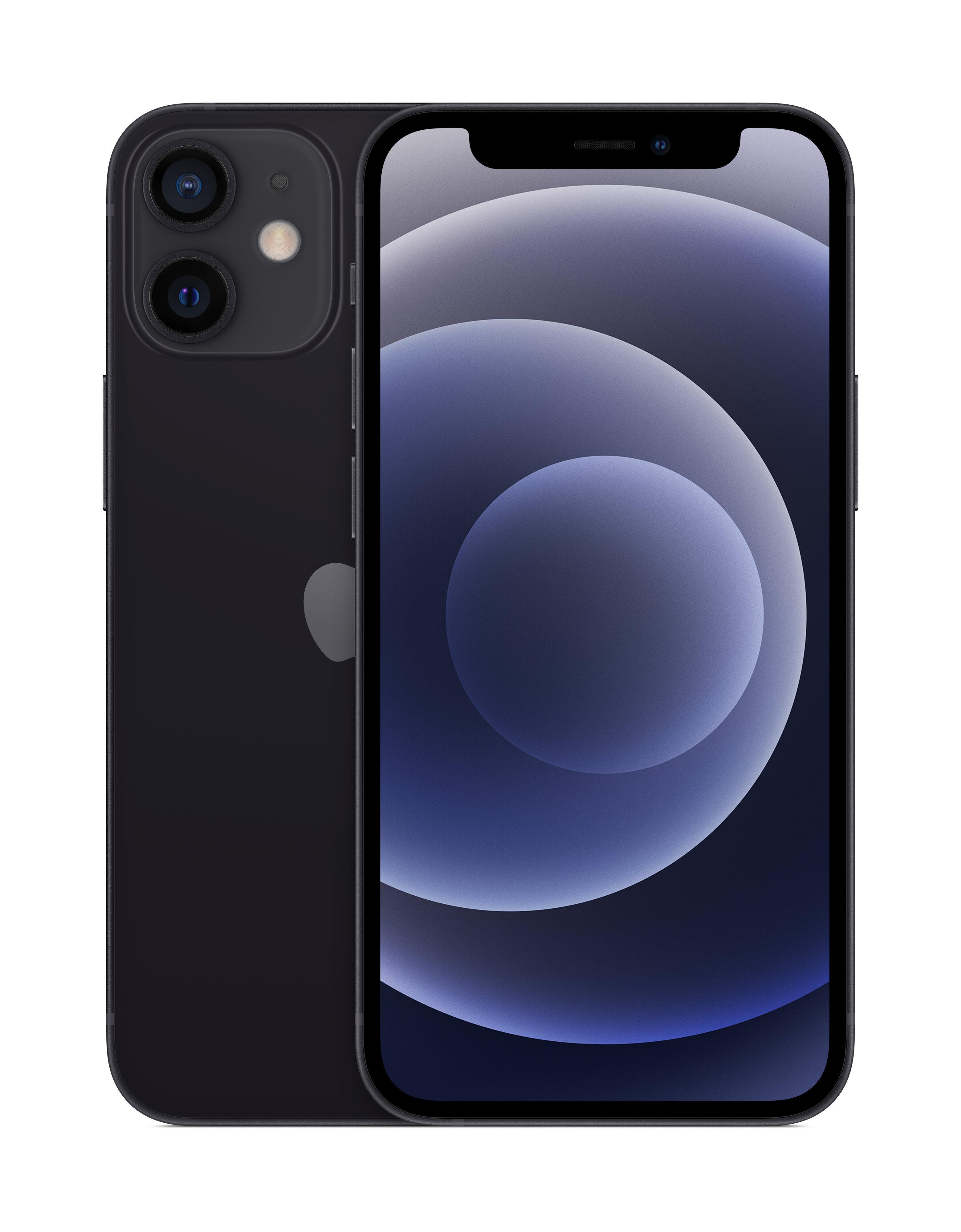 Apple iPhone 12 Mini, 128GB, Black