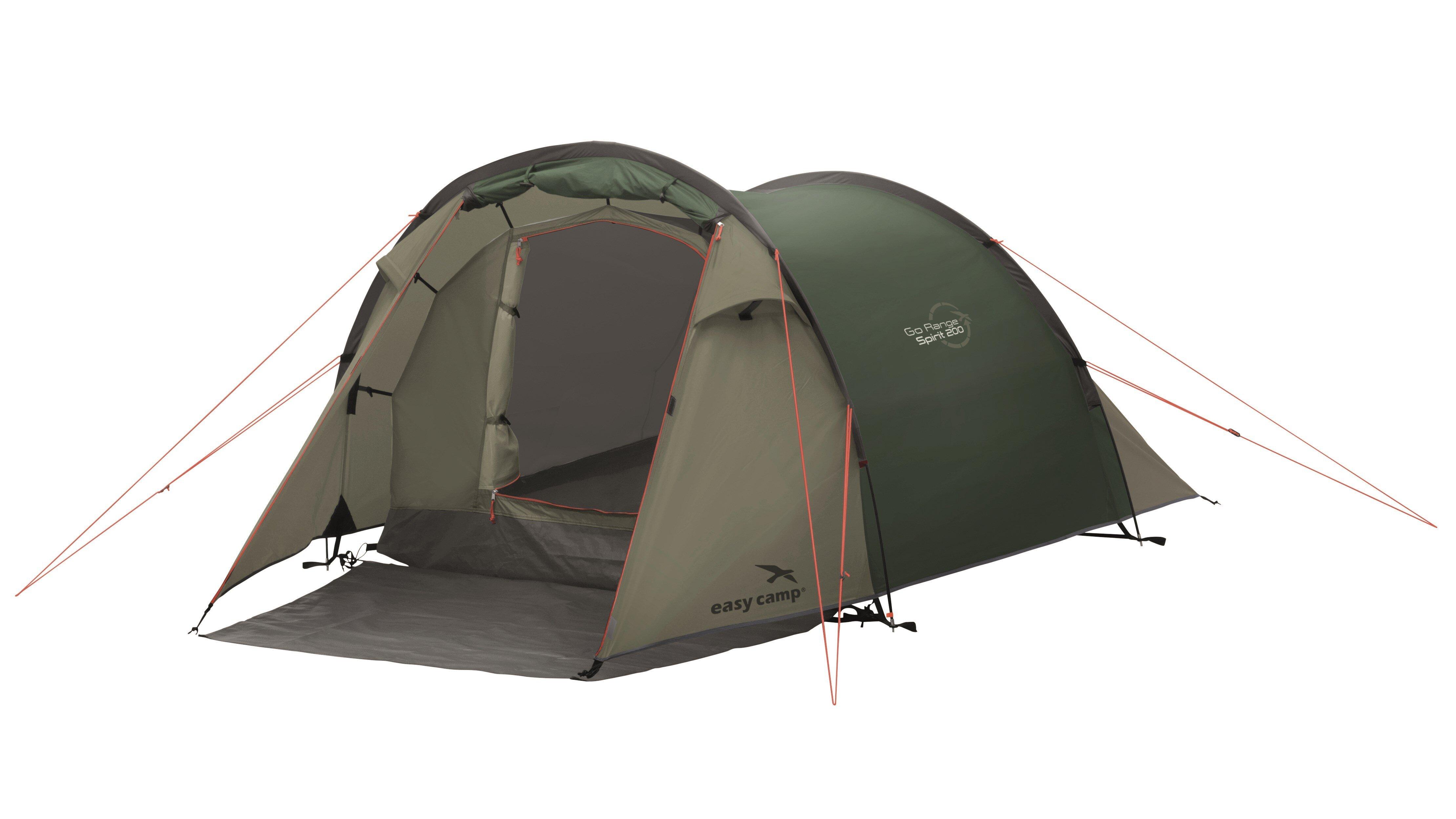 Palapinė Easy Camp Spirit 200, žalia
