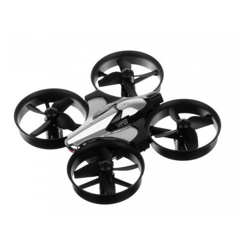 Mini dronas su akrobatikos režimu