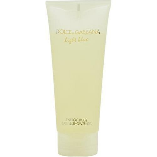 Dušo želė Dolce & Gabbana Light Blue moterims 100 ml