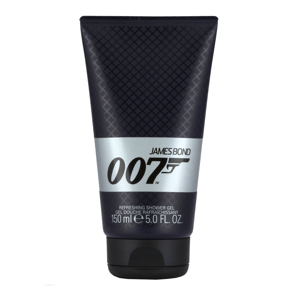 Dušo želė James Bond 007 vyrams 150 ml