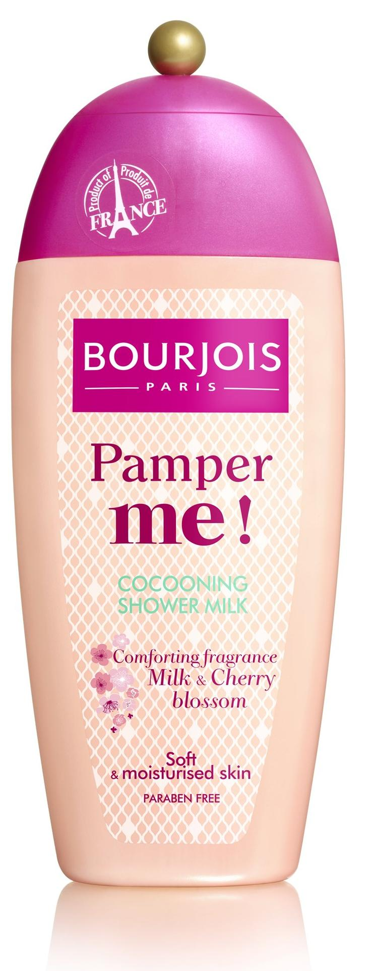 Dušo gelis Bourjois Pamper Me! 250 ml