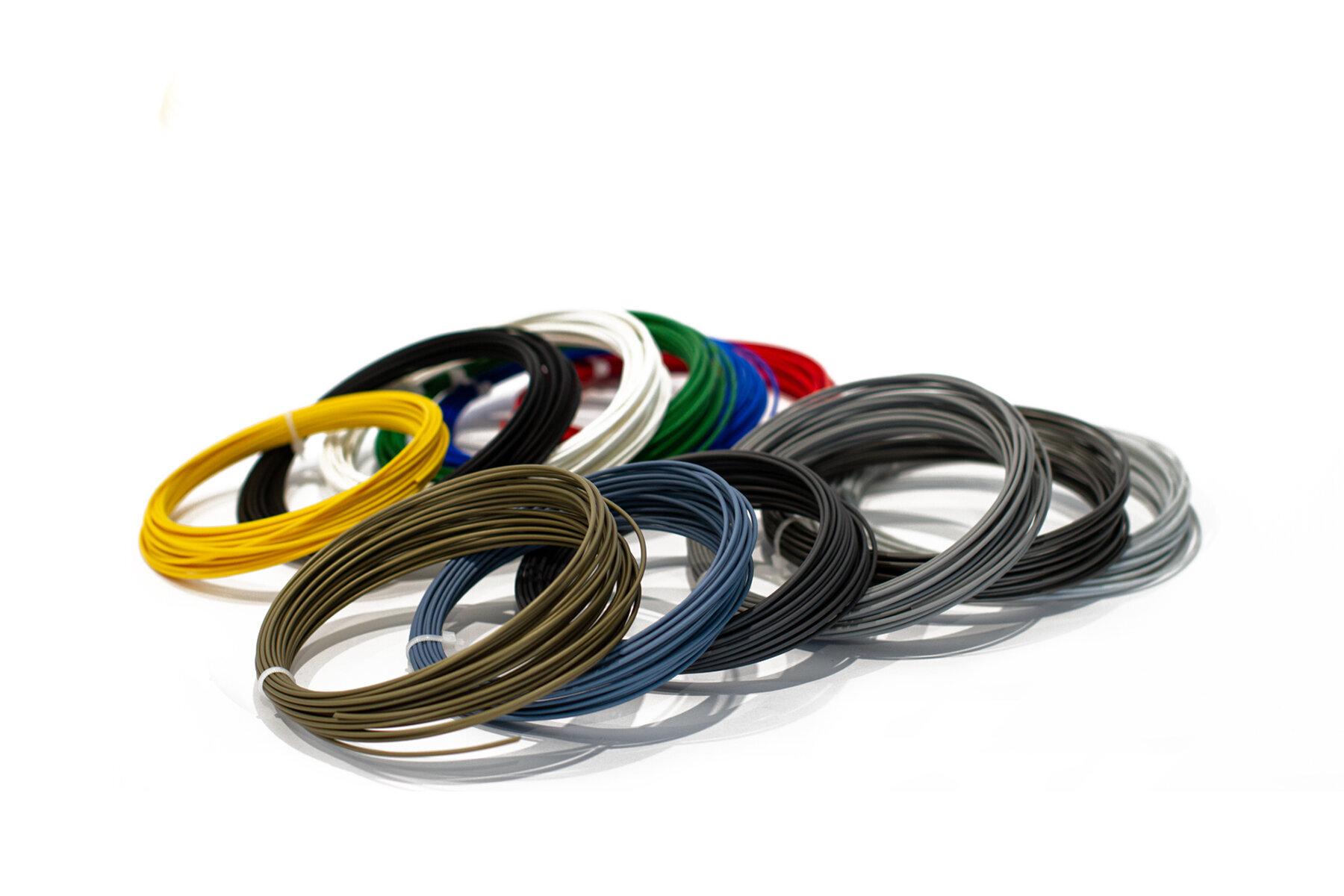 Filalab PLA filamentų rinkinys 3D pieštukams, 12 spalvų