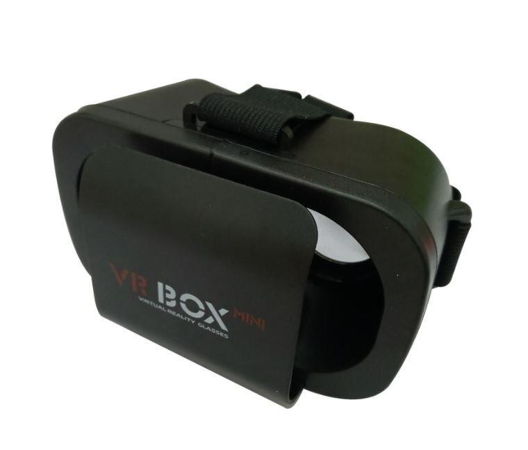 """3D mini virtualios realybės akiniai MaKant išmaniesiems telefonams iki 6"""" colių"""