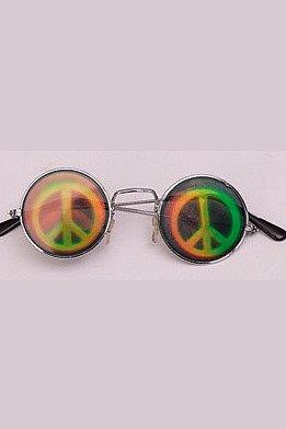 """Hipių 3D akiniai """"Peace"""""""
