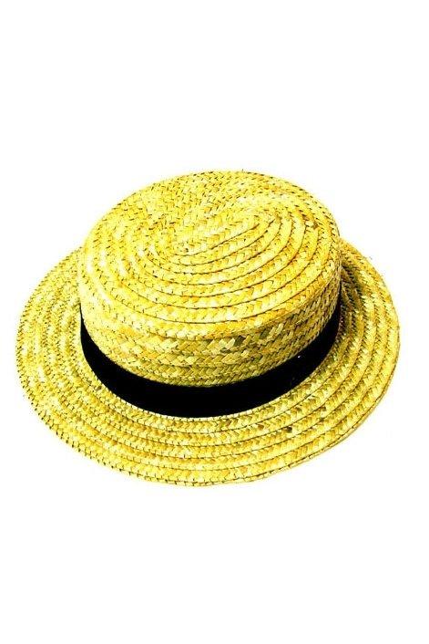 "Retro skrybėlė ""Maurice Chevalier"""