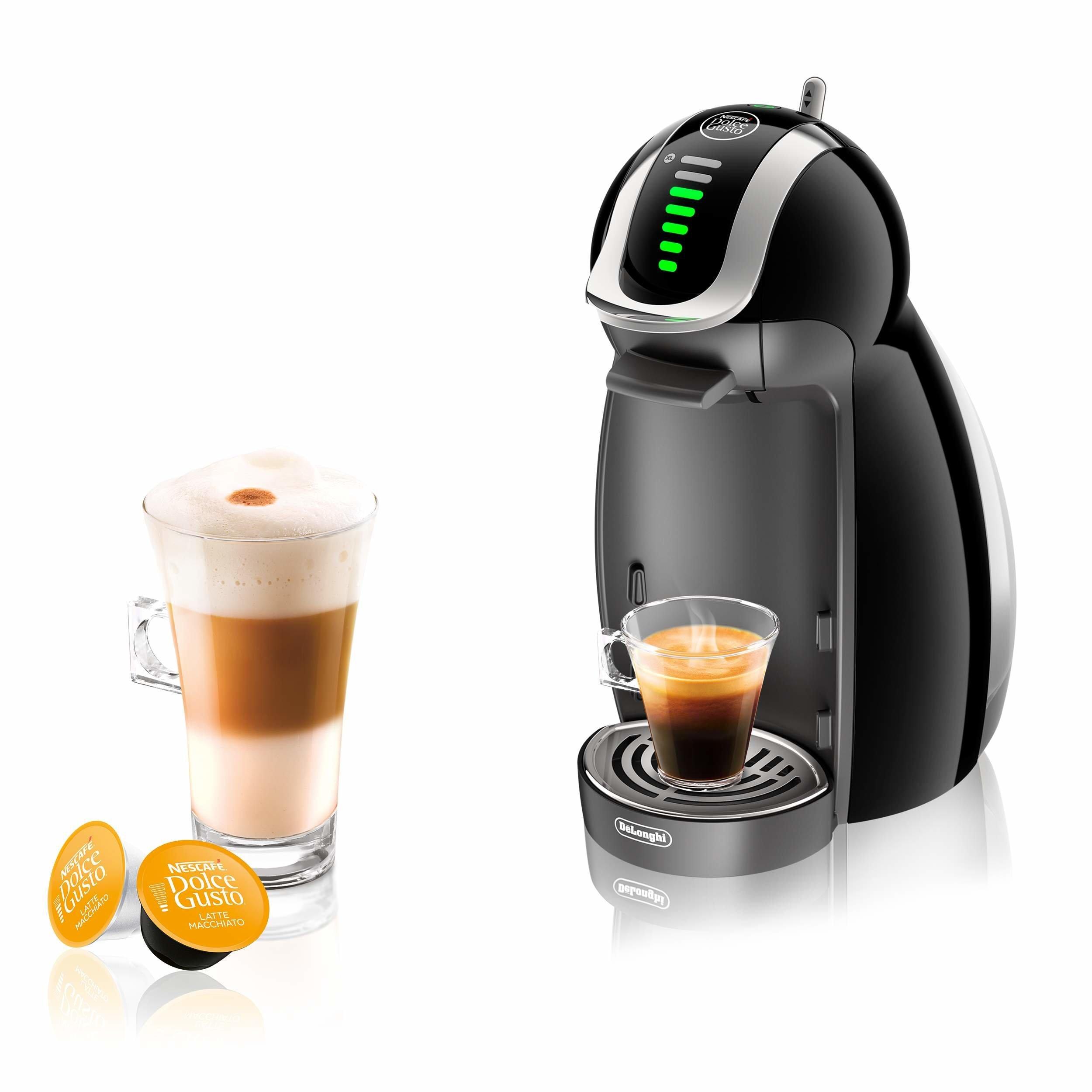 NESCAFÉ® Dolce Gusto® Genio kavos aparatas iš De'Longhi® EDG465.B