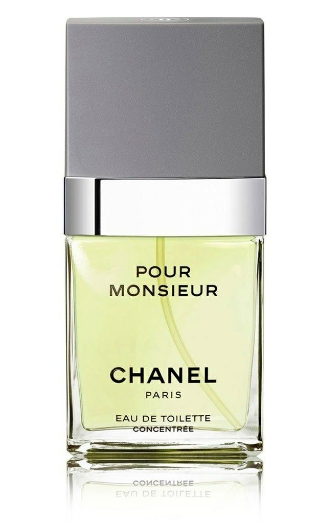 Tualetinis vanduo Chanel Pour Monsieur EDT Concentree vyrams 75 ml