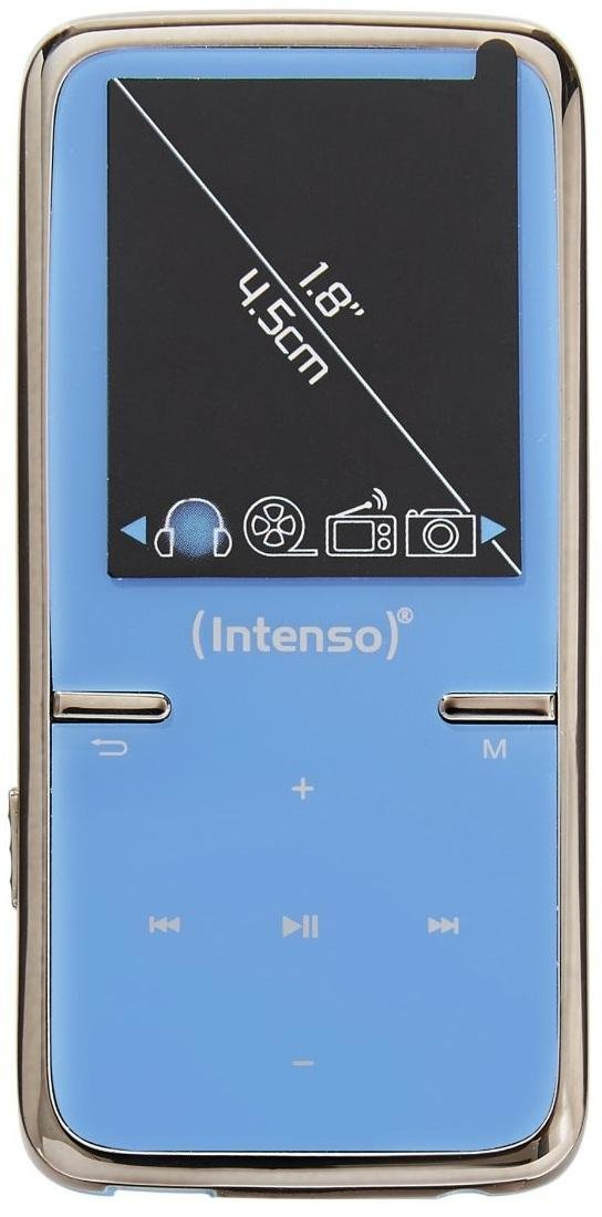 Intenso Video Scooter, 8GB, Mėlyna