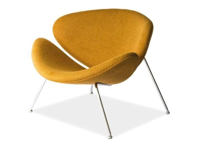 2 fotelių komplektas Major, geltonas