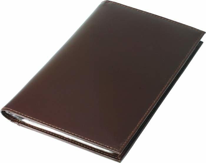 Odinis dėklas vizitinėm-kreditinėm kortelėm Jaguar, rudas 42001302