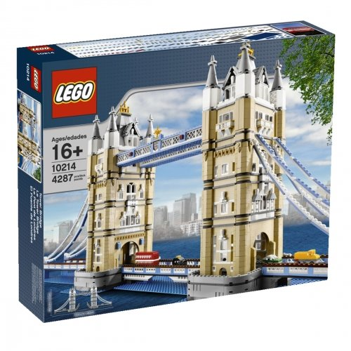10214 LEGO® CREATOR, Tower Bridge