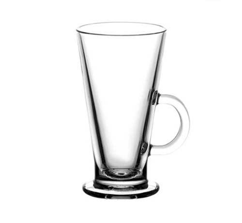 Pasabahce grūdinto stiklo puodelis Latte , 360ml