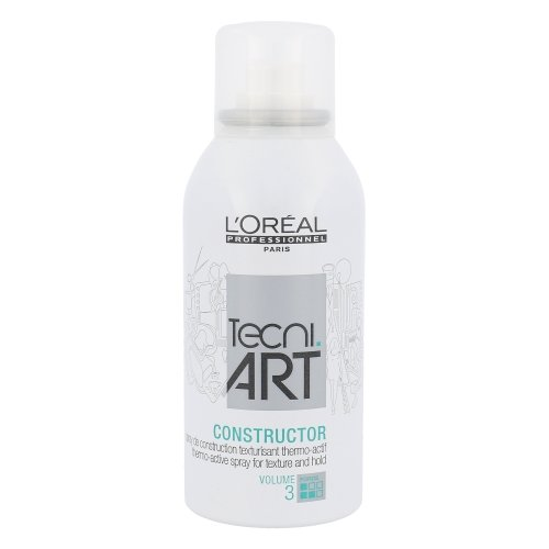 Apsaugantis nuo karščio plaukų purškiklis L'Oreal Professionnel Tecni Art Constructor 150 ml