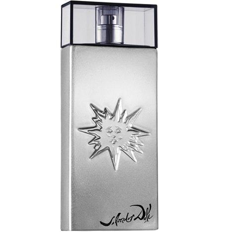 Tualetinis vanduo Salvador Dali Silver Sun EDT vyrams 100 ml