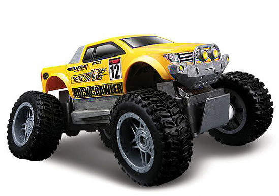 Automobilis Maisto TECH R/C Rock Crawler Jr. 20cm 81162