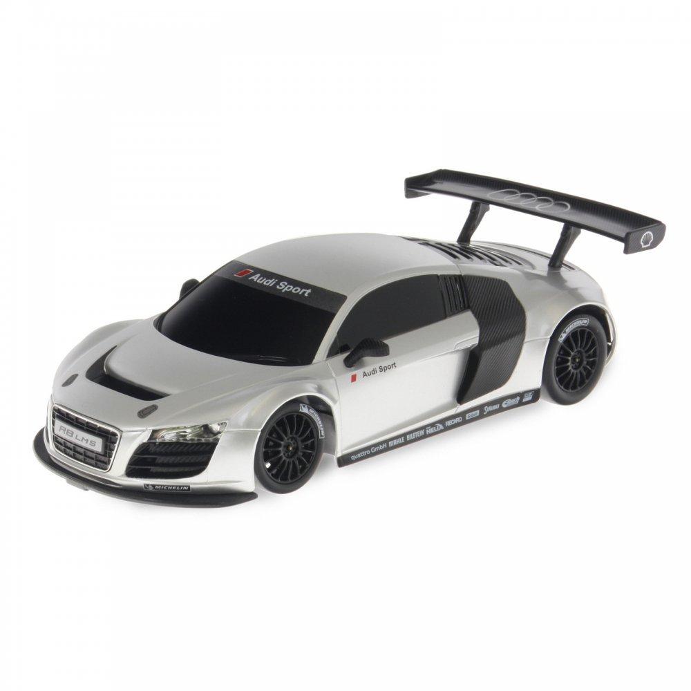 Radijo bangomis valdomas automodelis Rastar 1:24 Audi R8 LMS 46800, 1vnt