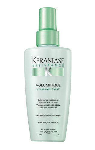 Apimties suteikiantis purškalas šukuosenos formavimui Kerastase Resistance Volumifique 125 ml