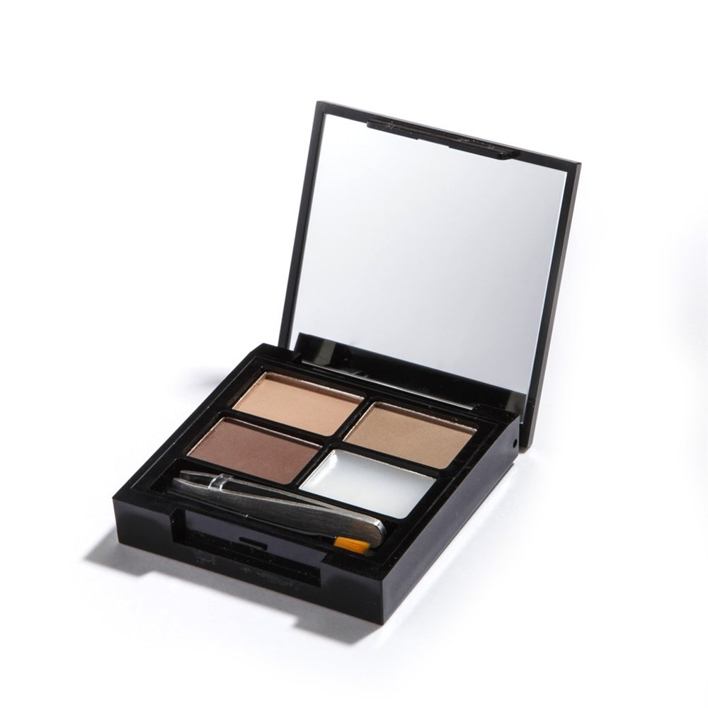 Antakių priežiūros paletė Makeup Revolution London Focus & Fix Eyebrow 5.8 g