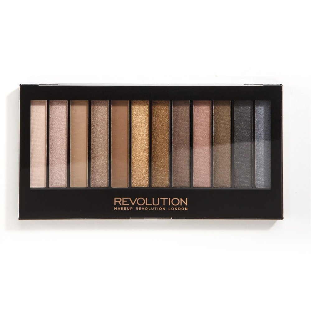 Akių šešėlių paletė Makeup Revolution London Iconic 1 Redemption 14 g