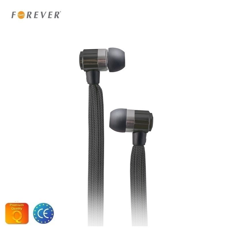Forever Swing Sport & Fitness 3.5mm, Juoda