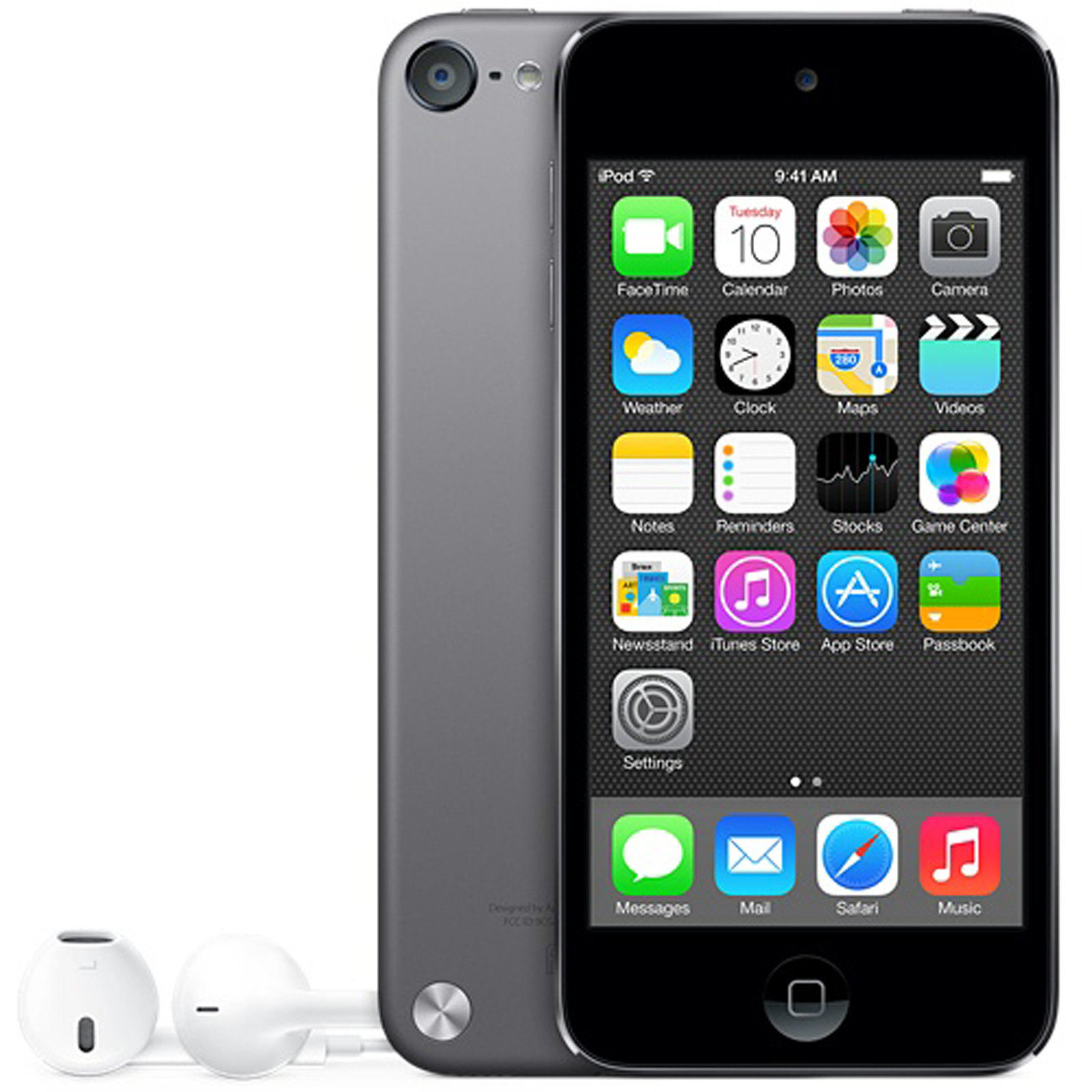 Apple iPod Touch 32GB 6th gen, Pilka