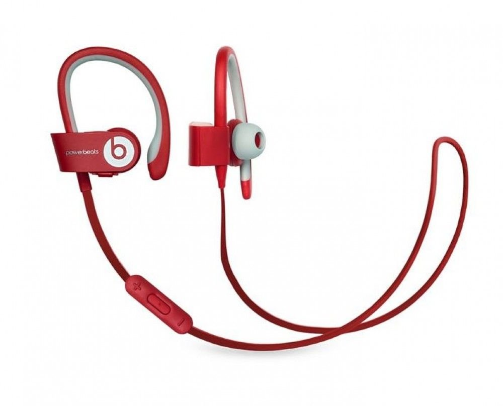 Ausinės Beats Powerbeats2 Wireless, raudonos