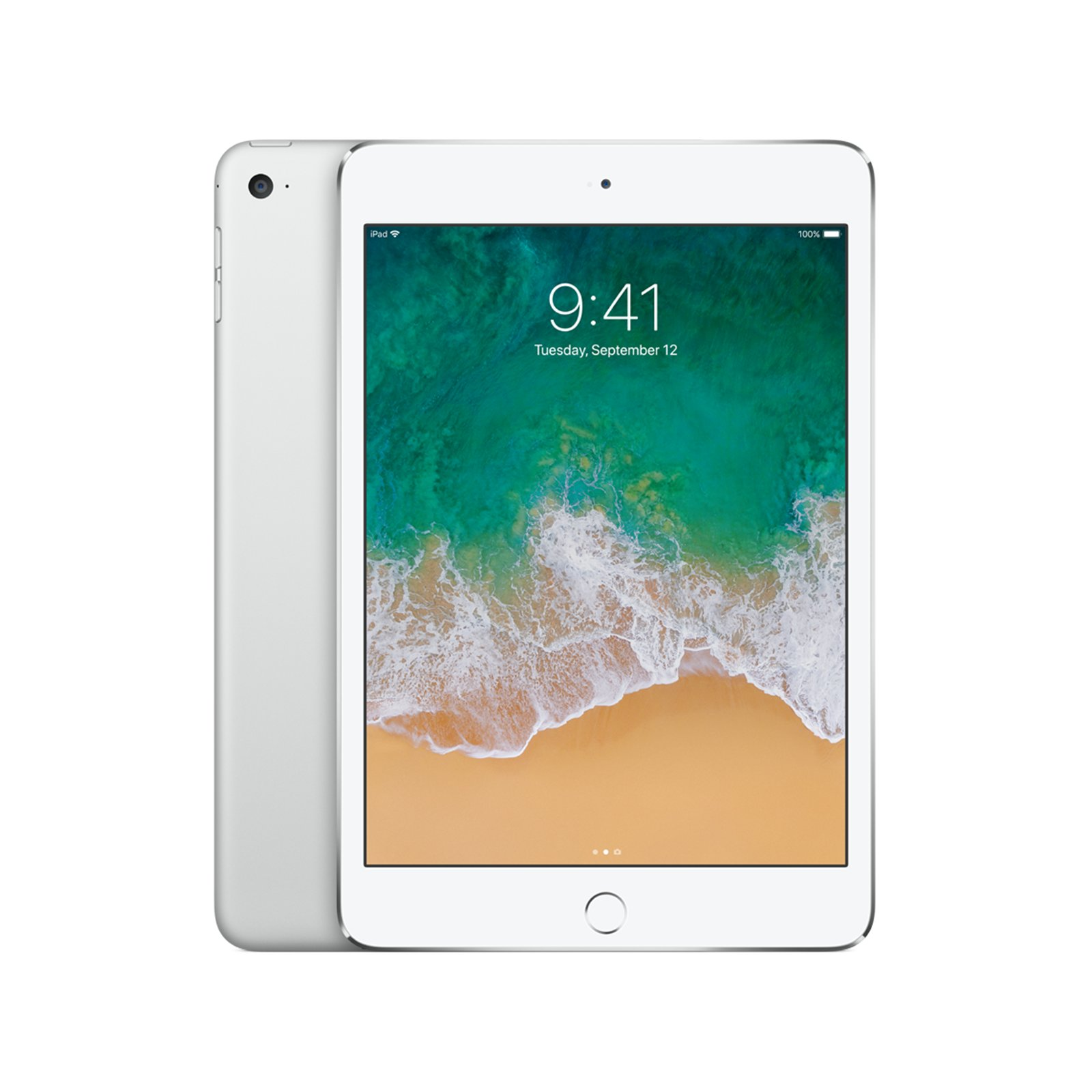 Apple iPad Mini 4 WiFi (128GB), Sidabrinė, MK9P2HC/A