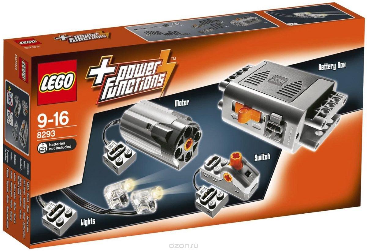 8293 LEGO® TECHNIC Variklių rinkinys