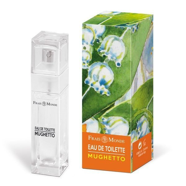 Tualetinis vanduo Frais Monde Lily Of The Valley EDT moterims 30 ml