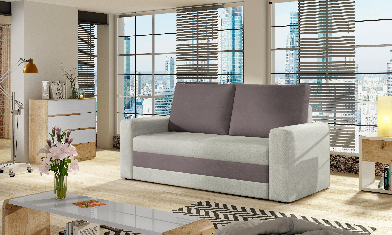 Sofa Wave, pilka