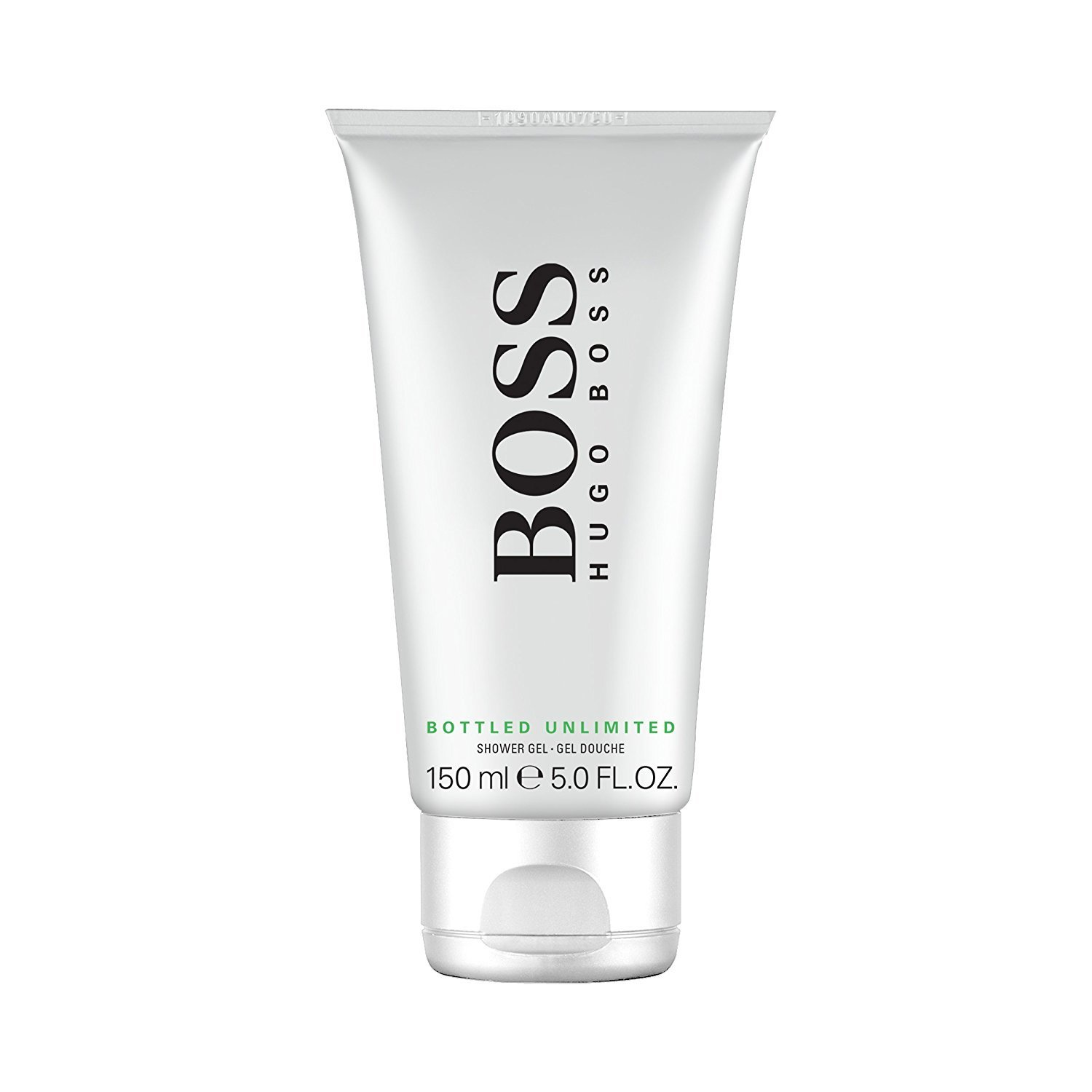 Dušo želė Hugo Boss Boss Bottled Unlimited vyrams 150 ml
