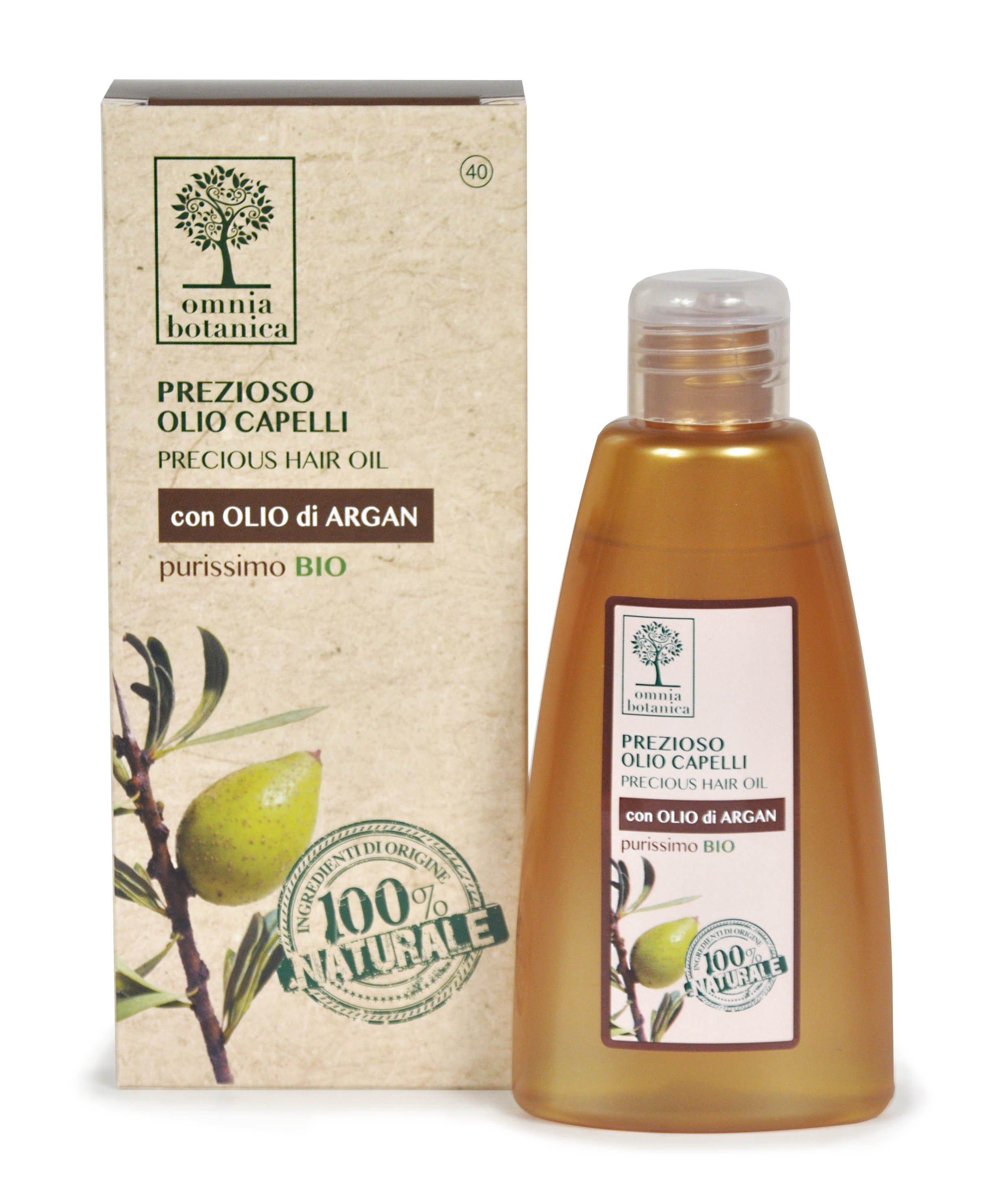 Argano aliejus plaukams Omnia Botanica 150 ml