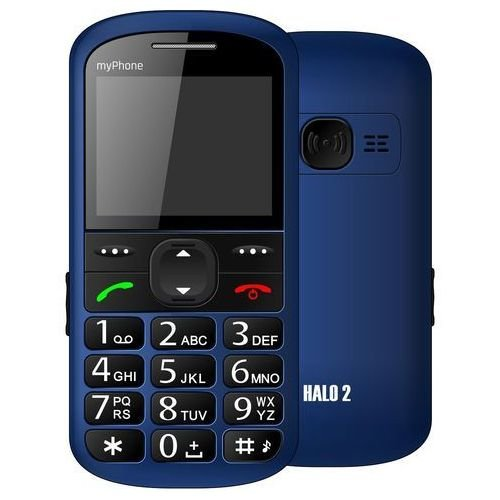 MyPhone Halo 2, Blue