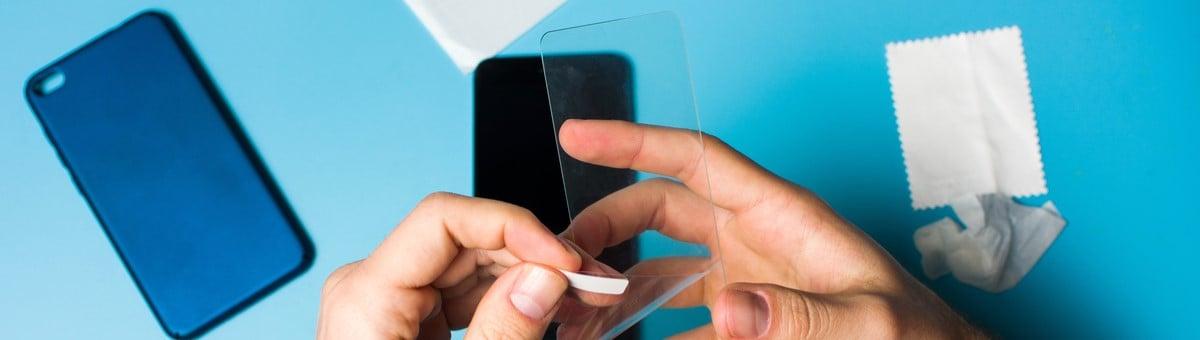 Mobilaus telefono ekrano apsauga: kaip išsirinkti tinkamą?