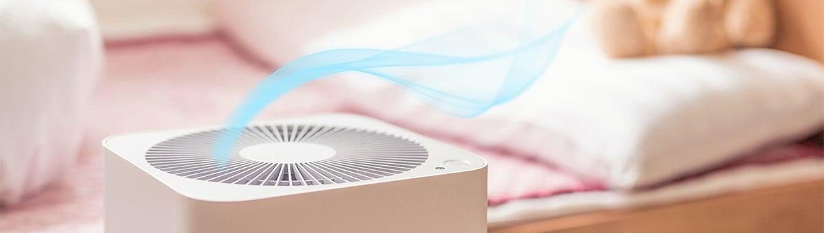 oro drekintuvas naudojamas namuose